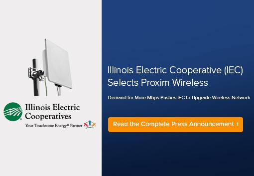 Illinois Electric Cooperative Selects Proxim Wireless