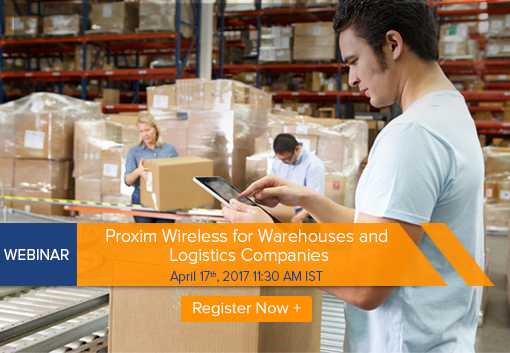 Webinar-Proxim Wireless for Warehouses and Logistics Companies